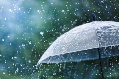 雨の日と傘