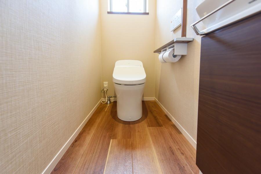 おしゃれなトイレ