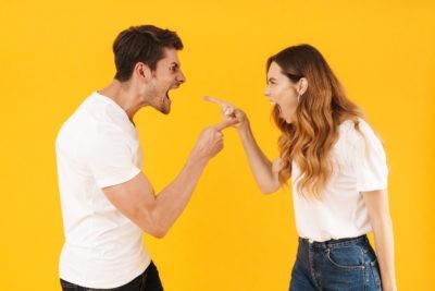 夫婦の喧嘩の原因とは