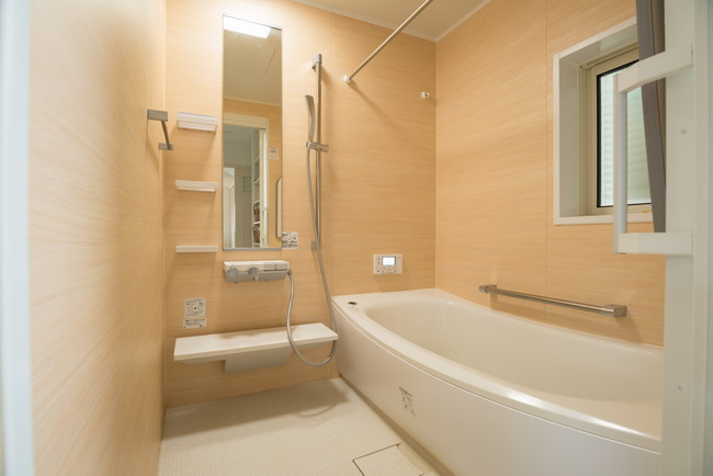 住宅のお風呂