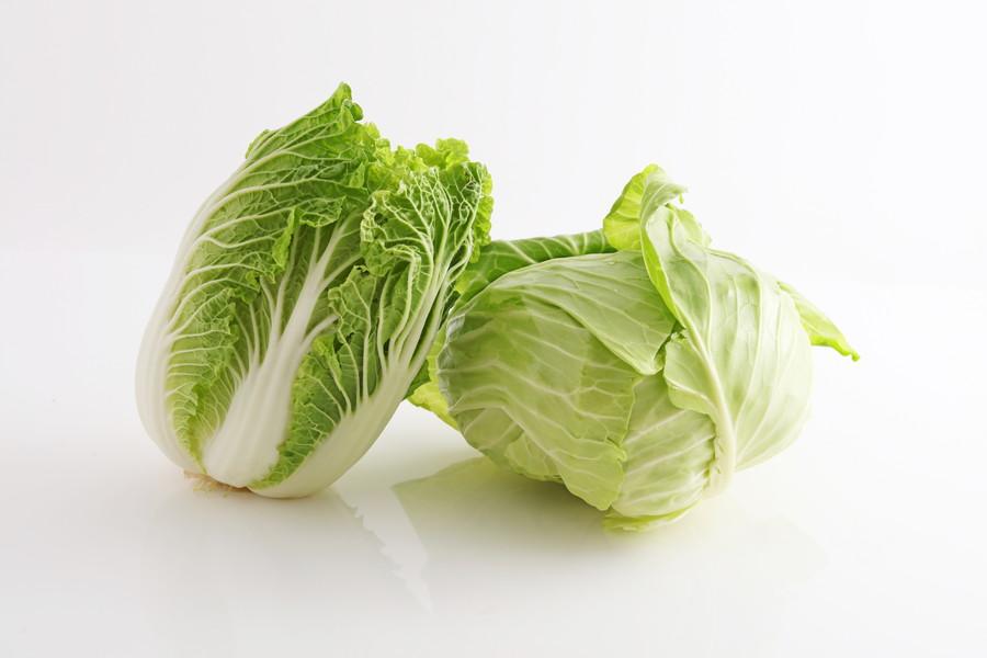 白菜などの内側は洗うべき?