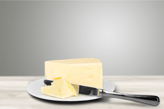 溶かし バター