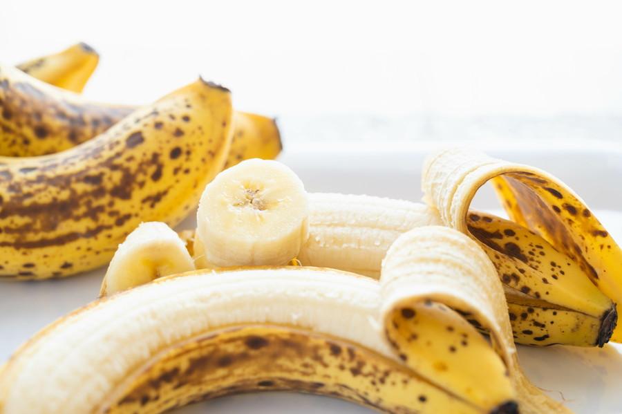バナナは正しく保存しよう