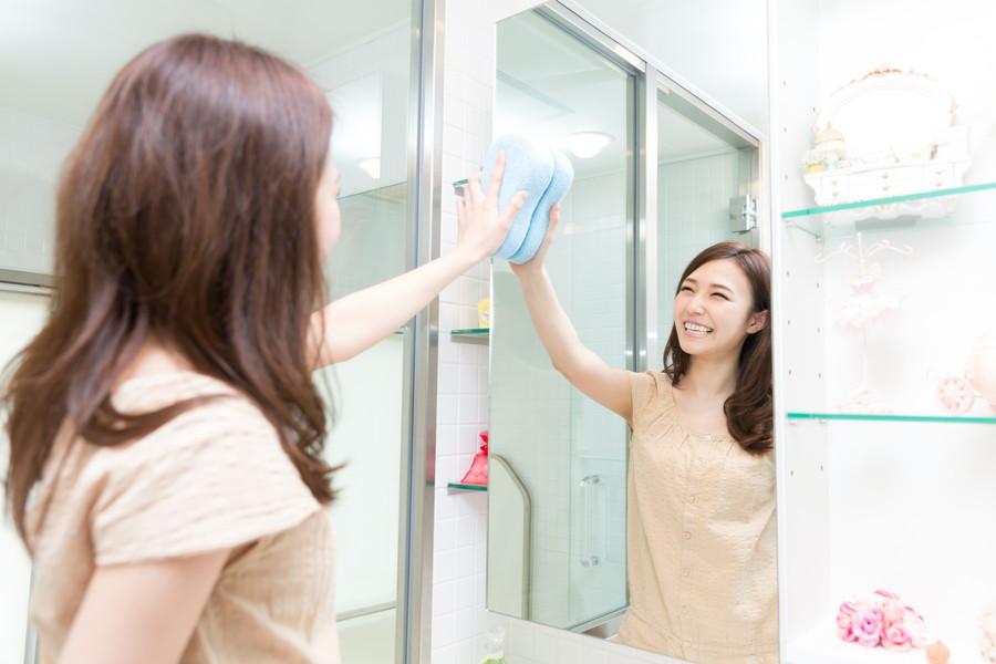鏡掃除でするべきではないNG行為