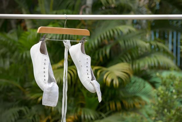 靴 早く乾かす
