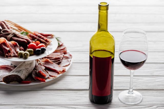 赤ワイン 代用