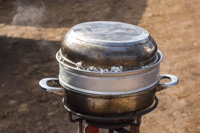 鍋 捨て方