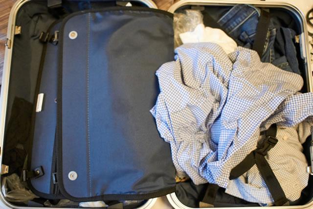 旅行 洗濯