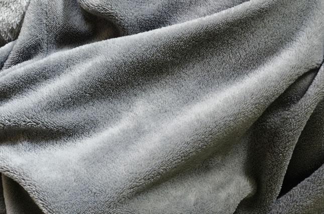 毛布アップ