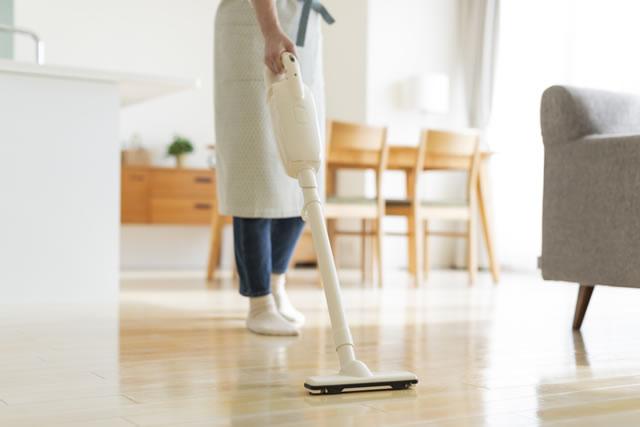 主婦 掃除機