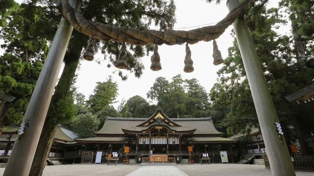 三輪明神 大神神社(おおみわじんじゃ)