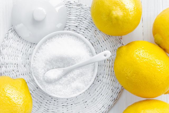クエン酸&レモン