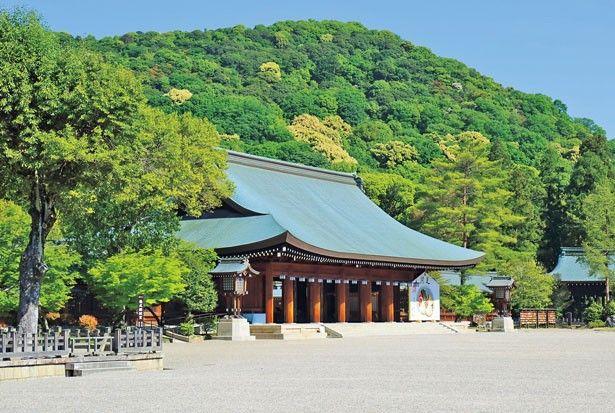 橿原神宮(かしばらじんぐう)