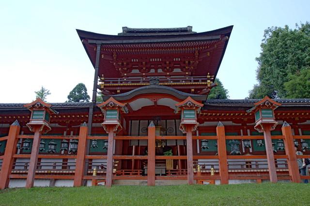 春日若宮神社(かすがわかみやじんじゃ)