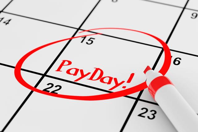 Payday(期日)