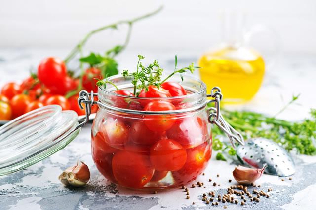 トマト保存容器