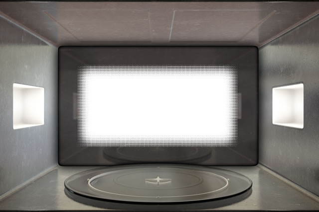 Microwave Interior