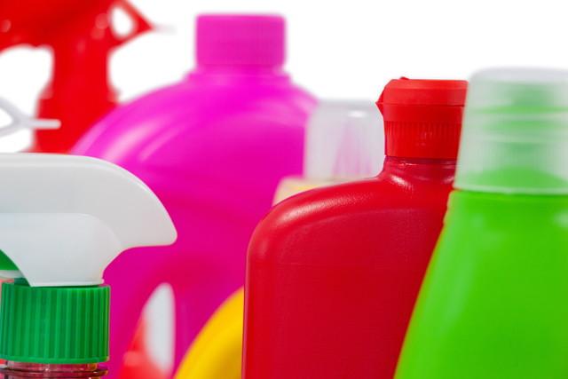 洗剤の容器