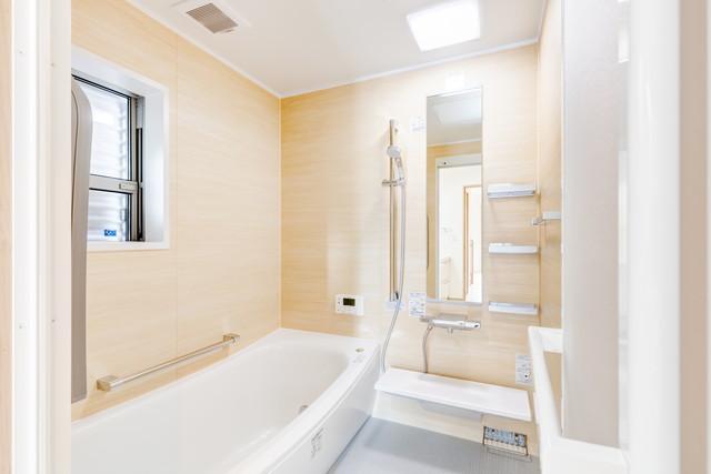 綺麗な浴室