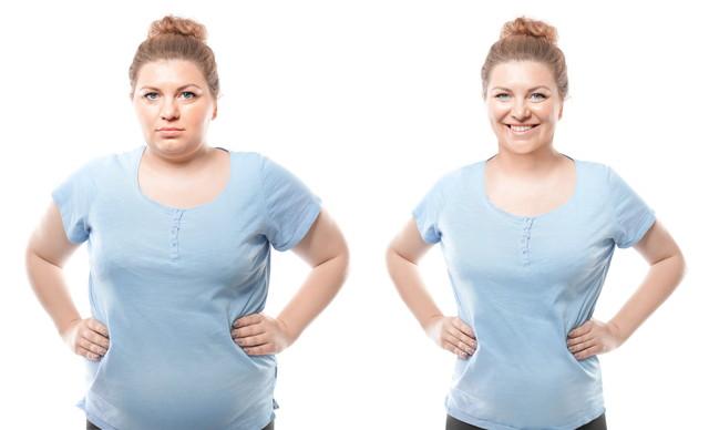 痩せている時期と太っている時期