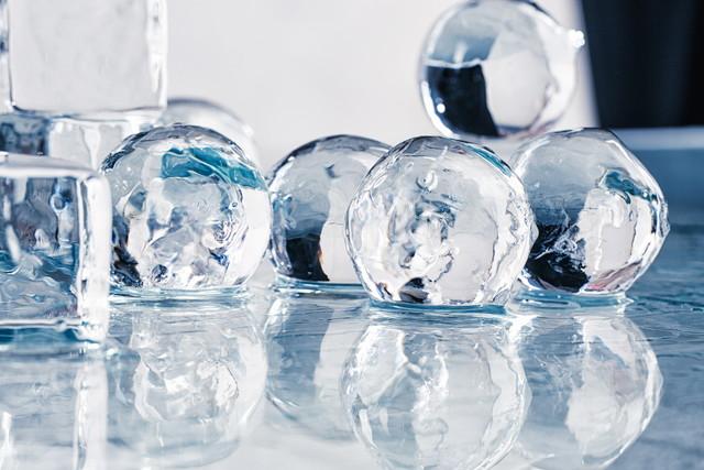 きれいな氷