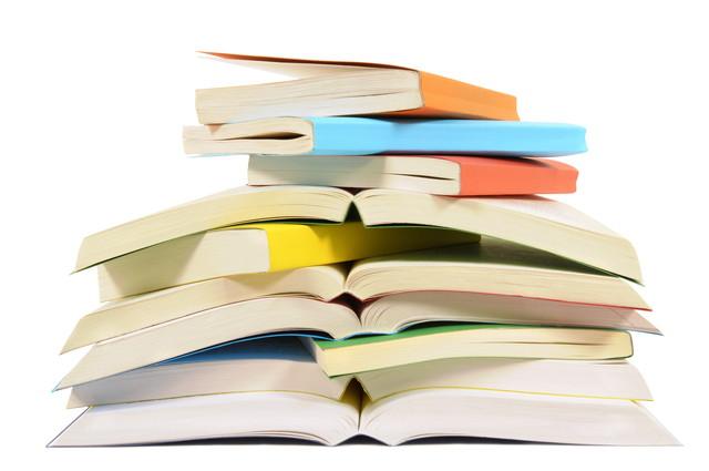 たくさんの教科書
