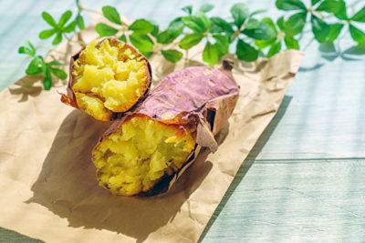 サツマイモ 焼き芋
